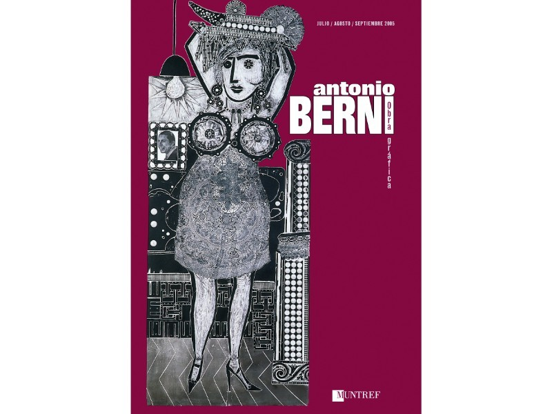Antonio Berni obra gráfica