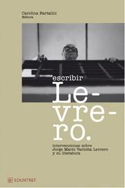 Escribir Levrero