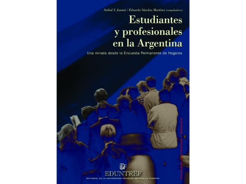 Estudiantes y profesionales en la Argentina