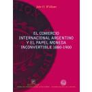El comercio internacional argentino y el papel moneda