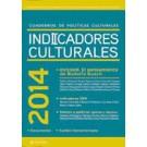 Indicadores culturales 2014