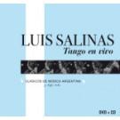 Tango en vivo Luis Salinas